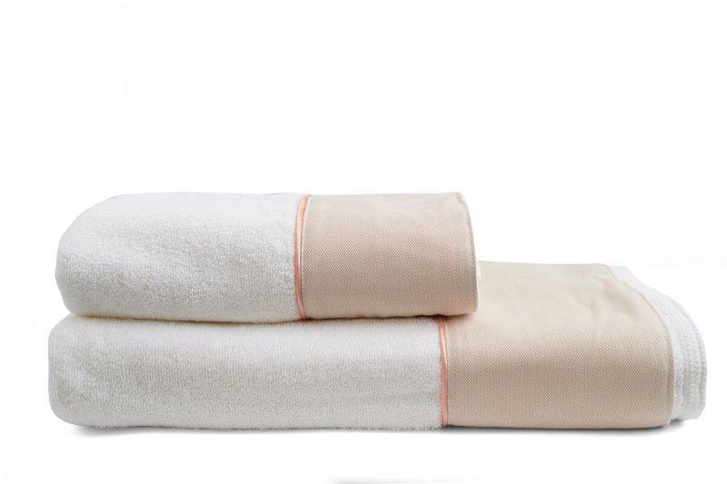 Royal %100 Pamuklu Kumaş Bordürlü Havlu Seti